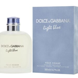 Dolce and Gabbana Light Blue Cologne for men