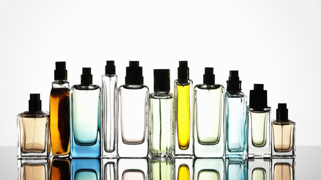 Types of Perfumes