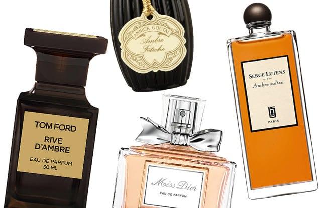 Amber Perfumes