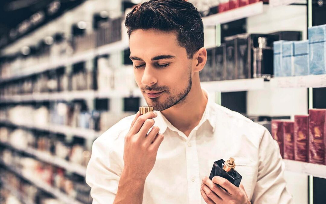 How a Man Can Smell Good All the Day?