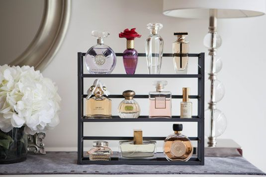 Storing a Perfume