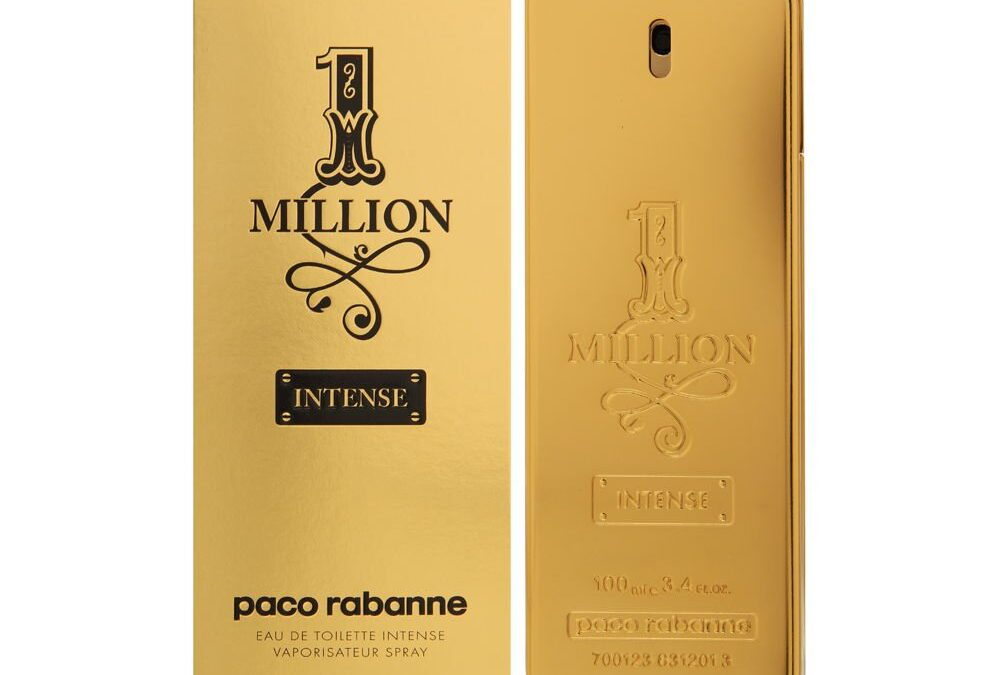 Why 1 Million by Paco Rabanne Eau De Toilette Spray 3.4 is Really Good Choice for You?