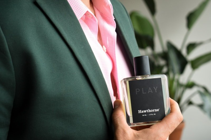 Smell Better with Cologne