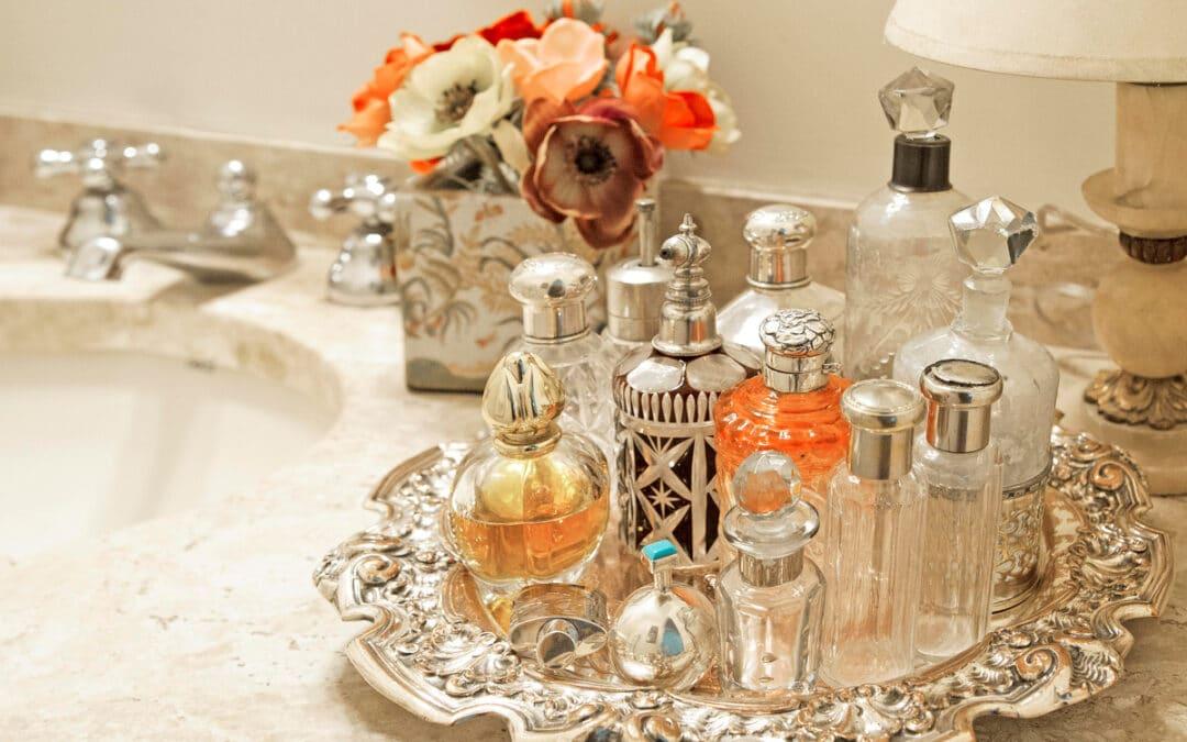 Where should I store perfume?